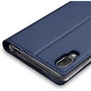 Magnet Case für Sony Xperia L3 Hülle Schutzhülle Handy Cover Slim Klapphülle