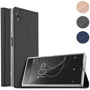 Magnet Case für Sony Xperia XA1 Hülle Schutzhülle Handy Cover Slim Klapphülle