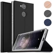 Magnet Case für Sony Xperia XA2 Hülle Schutzhülle Handy Cover Slim Klapphülle