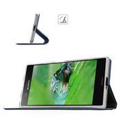 Magnet Case für Sony Xperia XZ1 Hülle Schutzhülle Handy Cover Slim Klapphülle