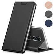 Slim Wallet Case für Sony Xperia XZ3 aufstellbare Magnet Hülle
