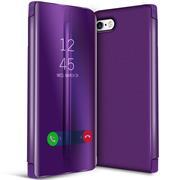 Handy Hülle für Apple iPhone 6 / 6S Cover View Spiegel Case