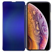 Handy Hülle für Apple iPhone XS Max Cover View Spiegel Case