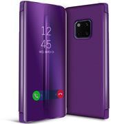 Handy Hülle für Huawei Mate 20 Pro Cover View Spiegel Case