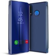 Handy Hülle für Huawei P30 Lite Cover View Spiegel Case