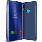 Handy Hülle für Huawei P Smart 2019 Cover View Spiegel Case