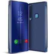 Handy Hülle für Samsung Galaxy A9 2018 Cover View Spiegel Case