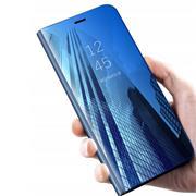 Handy Hülle für Samsung Galaxy J3 2017 Cover View Spiegel Case