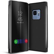 Handy Hülle für Samsung Galaxy S9 Cover View Spiegel Case