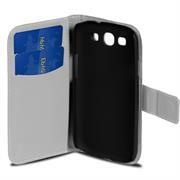 Motiv Klapphülle für Samsung Galaxy S2 / S2 Plus buntes Wallet Case