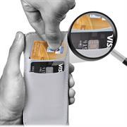 Gemusterte Print Wallet Hülle für Sony Xperia Z2 Tasche mit Motiv Design - Schutzhülle mit Kartenfächer