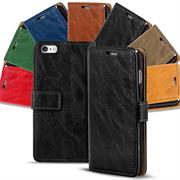 Retro Tasche für Apple iPhone 6 Plus / 6s Plus Hülle Wallet Case Handyhülle Vintage Slim Cover