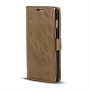 Retro Tasche für Apple iPhone XS Max Hülle Wallet Case Handyhülle Vintage Slim Cover