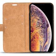 Retro Klapptasche für Apple iPhone XS Max aufstellbares Schutzcase