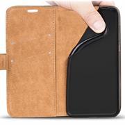 Retro Klapptasche für Samsung Galaxy A7 2018 Book Cover Hülle Tasche mit Kartenfächer