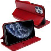 Shell Flip Case für Apple iPhone 12 Mini (5.4 Zoll) Hülle Book Cover Handy Tasche mit Kartenfach Premium Schutzhülle