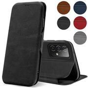 Shell Flip Case für Samsung Galaxy A52 Hülle A52s 5G / A52 5G Handy Tasche Premium Schutzhülle