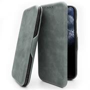 Shell Flip Case für Huawei P Smart 2020 Hülle Book Cover Handy Tasche mit Kartenfach Premium Schutzhülle