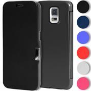Slim Klapphülle für Samsung Galaxy Note 3 Handy Hülle dünnes Case Tasche