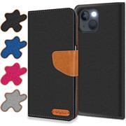 Klapp Hülle Apple iPhone 13 Handyhülle Tasche Flip Case Schutz Hülle Book Cover