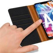Handy  Tasche für Huawei Mate 20 Lite Hülle Wallet Jeans Case Schutzhülle