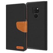 Handy Tasche für Huawei Mate 20 Hülle Wallet Jeans Case Schutzhülle