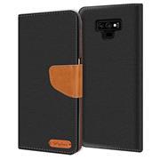 Handy Tasche für Samsung Galaxy Note 9 Hülle Wallet Jeans Case Schutzhülle
