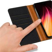 Handy Tasche für Xiaomi Redmi Note 8 Pro Hülle Wallet Jeans Case Schutzhülle