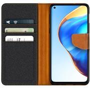Handy Tasche für Xiaomi Redmi Note 9 Hülle Wallet Jeans Case Schutzhülle