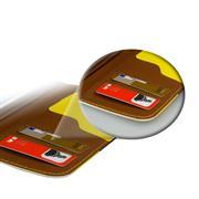 Dreifarbige Hülle für Samsung Galaxy S4 Schutzcase mit Kartenfächern