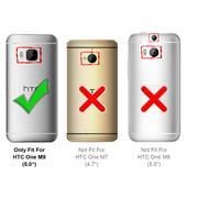 Panzerglas für HTC One M9 Glasfolie Displayschutz Folie Glas Hartglas Anti Fingerprint