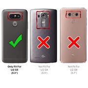Panzerglas für LG G5 Glasfolie Displayschutz Folie Glas Hartglas Anti Fingerprint