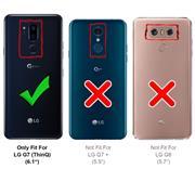 Panzerglas für LG G7 Glasfolie Displayschutz Folie Glas Hartglas Anti Fingerprint