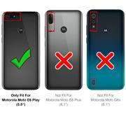 Panzerglas für Motorola Moto G6 Play Glasfolie Displayschutz Folie Glas Hartglas Anti Fingerprint