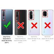 Farbwechsel Hülle für Xiaomi Mi 10 Schutzhülle Handy Case Slim Cover