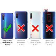 Farbwechsel Hülle für Xiaomi Mi 9 SE Schutzhülle Handy Case Slim Cover