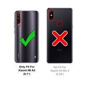 Farbwechsel Hülle für Xiaomi Mi A3 Schutzhülle Handy Case Slim Cover