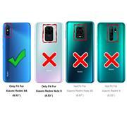Farbwechsel Hülle für Xiaomi Redmi 9a Schutzhülle Handy Case Slim Cover