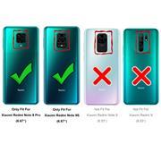 Farbwechsel Hülle für Xiaomi Redmi Note 9 Pro / 9S Schutzhülle Handy Case Slim Cover