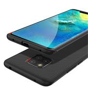 Handy Hülle für Huawei Mate 20 Pro Backcover - Premium - Silikon Case