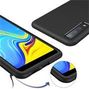 Handy Hülle für Samsung Galaxy A7 2018 Backcover - Premium - Silikon Case