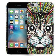 Azteken Design Hard Case für Apple iPhone 6 / 6S Plus 5,5 Hülle - Schutzhülle mit Waterprint Muster