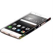 Azteken Design Hard Case für Huawei P8 Hülle - Schutzhülle mit Waterprint Muster