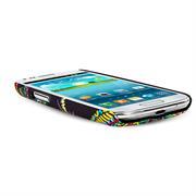 Azteken Design Hard Case für Samsung Galaxy S3 Mini Hülle - Schutzhülle mit Waterprint Muster