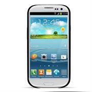 Azteken Design Hard Case für Samsung Galaxy S4 Hülle - Schutzhülle mit Waterprint Muster