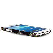 Azteken Design Hard Case für Samsung Galaxy S4 Mini Hülle - Schutzhülle mit Waterprint Muster