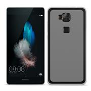 Matte Silikon Hülle für Huawei G8 Backcover Handy Case