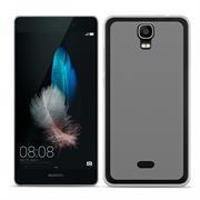 Matte Silikon Hülle für Huawei Ascend Y3 Backcover Handy Case