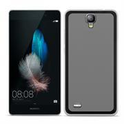 Matte Silikon Hülle für Huawei Ascend Y5 Backcover Handy Case