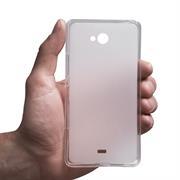 Matte Silikon Hülle für Microsoft Lumia 540 Backcover Handy Case